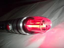 red sith vader lightsaber crystal chamber blade plug ultrasabers fx saberforge