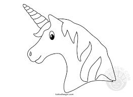 Disegno Unicorno Da Stampare Tuttodisegnicom