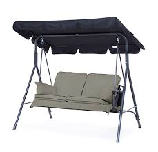 Replacement Swing Seat Hammock Cushions Set for 2 & 3 Seater Sizes