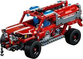 Lego Technic 42075 First Responder Building Kit Alzashop Com