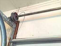 loose garage door cable repair atlanta ga aaron overhead doors