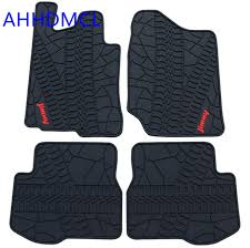 rubber floor mats. Special Car Rubber Floor Mats Anti Slip Mat Carpets Feet Pad Custom Fit For Suzuki Jimny