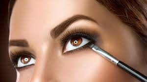another great tip for small eyes is to smudge your liner a little bit