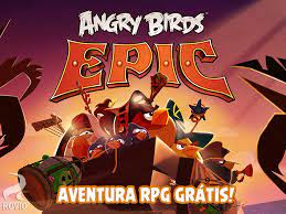 Angry Birds Epic Download to Android Grátis