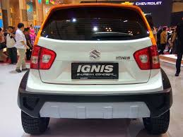 2018 suzuki ignis. wonderful suzuki suzuki ignis surban concept showcased in indonesia to 2018 suzuki ignis