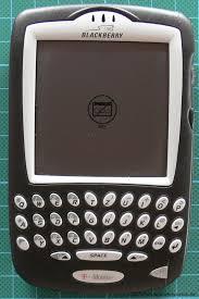 PDA Nr. 239 – Blackberry 7730