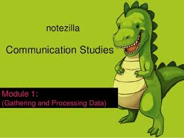 review of section a of cape communication studies essay paper communication studies module 1 gathering and processing data notezilla