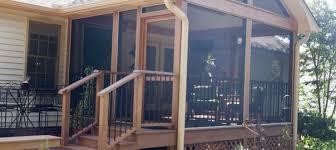 screened in porch ideas cost guide in