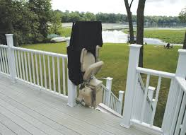 Bruno Elite Outdoor Straight SRE2010e Stairlift
