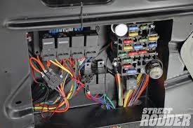 painless wiring com solidfonts new painless performance wiring harness for project nova hot rod