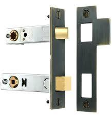 Flip Door Lock Stainless Steel Latch Gate Latches Bar Safety Finish