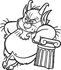 Small Picture Phil Hercules Lean Coloring Page Wecoloringpage