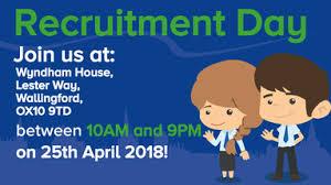 Recruitment Day 2018 Thames Travel