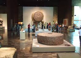 Image result for 1790–The Aztec calendar stone