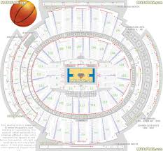 Td Garden Celtics Seating Chart With Seat Numbers Best