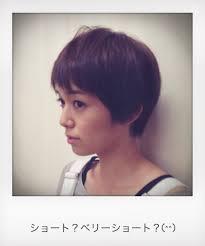 ショートヘア2019年流行ショートヘアが似合う芸能人モデルとは