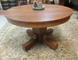 antique round oak dining table inside mission coma frique studio a0c4e3d1776b ideas 2