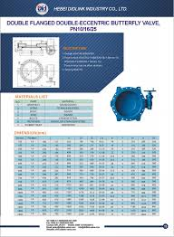 Flowseal Air Sandwich Type 4 Dimension Weight Chart Double Eccentric Butterfly Valve Double Offset Buy Double Eccentric Butterfly Valve High Quality