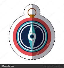 compass design isolated compass design stock vector grgroupstock 131843862
