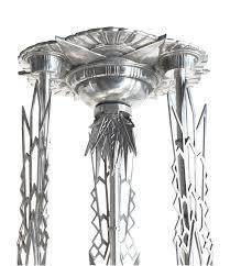 vintage hardware lighting large art deco chandelier manhattan commercial lighting fixture 368 zmc x