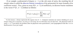 This Ranting Footnote In My Algorithms Lecture Notes Math