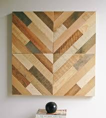 Reclaimed Wood Wall Art Diagonal Pattern Reclaimed Wood Wall Art Art Art Pieces Six