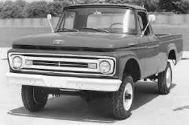 We Love Ford's, Past, Present And Future.: 1960-1969 Ford Trucks