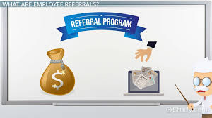 Employee Referal Employee Referrals Definition Purpose Issues Video Lesson