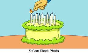 Birthday Cake Stock Footage Clips And Video 3727 Birthday Cake