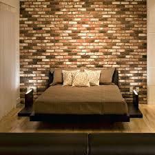 behind bed wall decor brick bed bath and beyond decorative wall art