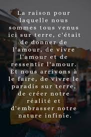 La Raison Pour Laquelle Nous Sommes Tous Venus Ici Sur Terre