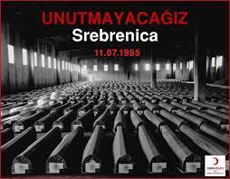 """Türk Kızılay İstanbul on Twitter: """"""""Ve her şey bittiğinde hatırlayacağımız;  düşmanlarımızın sözleri değil, dostlarımızın sessizliği olacaktır.""""  #Aliyaizzetbegoviç #Srebrenica Katliamı'nı unutmayacağız. Çünkü unutulan  soykırım, tekrarlanır ..."""