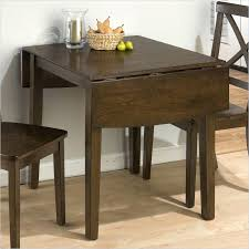 endearing drop leaf counter height table at 3 black finish pub set with saddle round dining