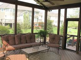 screened in porches porch interior designs in kansas city archadeck of screen ideas16 screen