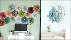paper wall decor easy