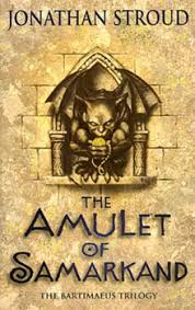 the amulet of samarkand from wikipedia