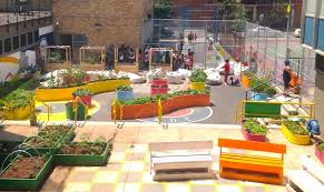 Small Picture Help Edible Schoolyard NYC Build Organic Gardens for East Harlem