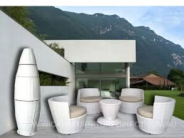 outdoor white furniture. Unique White Wicker Outdoor Furniture With Bailey M