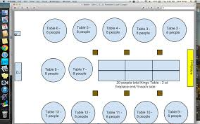 Seating Chart 101 Love This Day Events