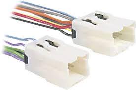 metra turbo wire aftermarket radio wire harness adapter for select metra turbo wire aftermarket radio wire harness adapter for select nissan vehicles white