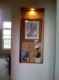 wall niche lighting.  Wall Interior Wall Niche Ideas Tips Of How To Decorate Them HomesFeed On Lighting  Perfect 8 S