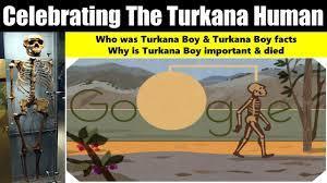 Turkana Human Google Doodle