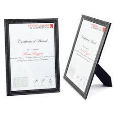 white certificate frame certificate frame at rs 100 piece certificate frames id