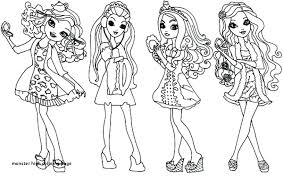 Coloring Pages Online Pokemon Printable For Teens Pdf Monster High