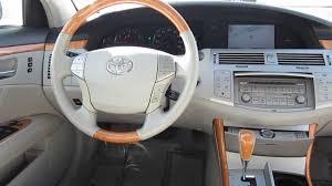 2007 Toyota Avalon, white - Stock# H2049 - Interior - YouTube