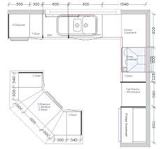small kitchen floor plans with island plan