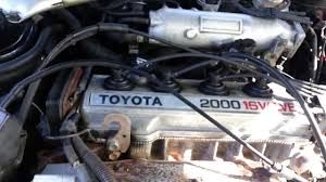 How to clean Throttle Body for Toyota Celica 1989 / GT Convertible ...