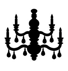 chandelier clipart file