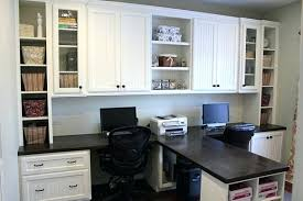dual desks home office. double desks home office first rate dual desk plain decoration regarding awesome e