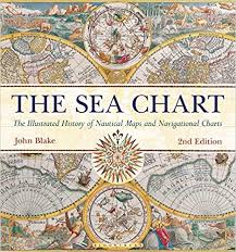 Naval Navigation Charts Amazon Com The Sea Chart 9780851779454 John Blake Books